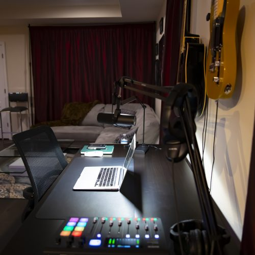 Podcast Station